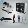 Bluetooth Tube amplifier for Ipad/Iphone 4S 2