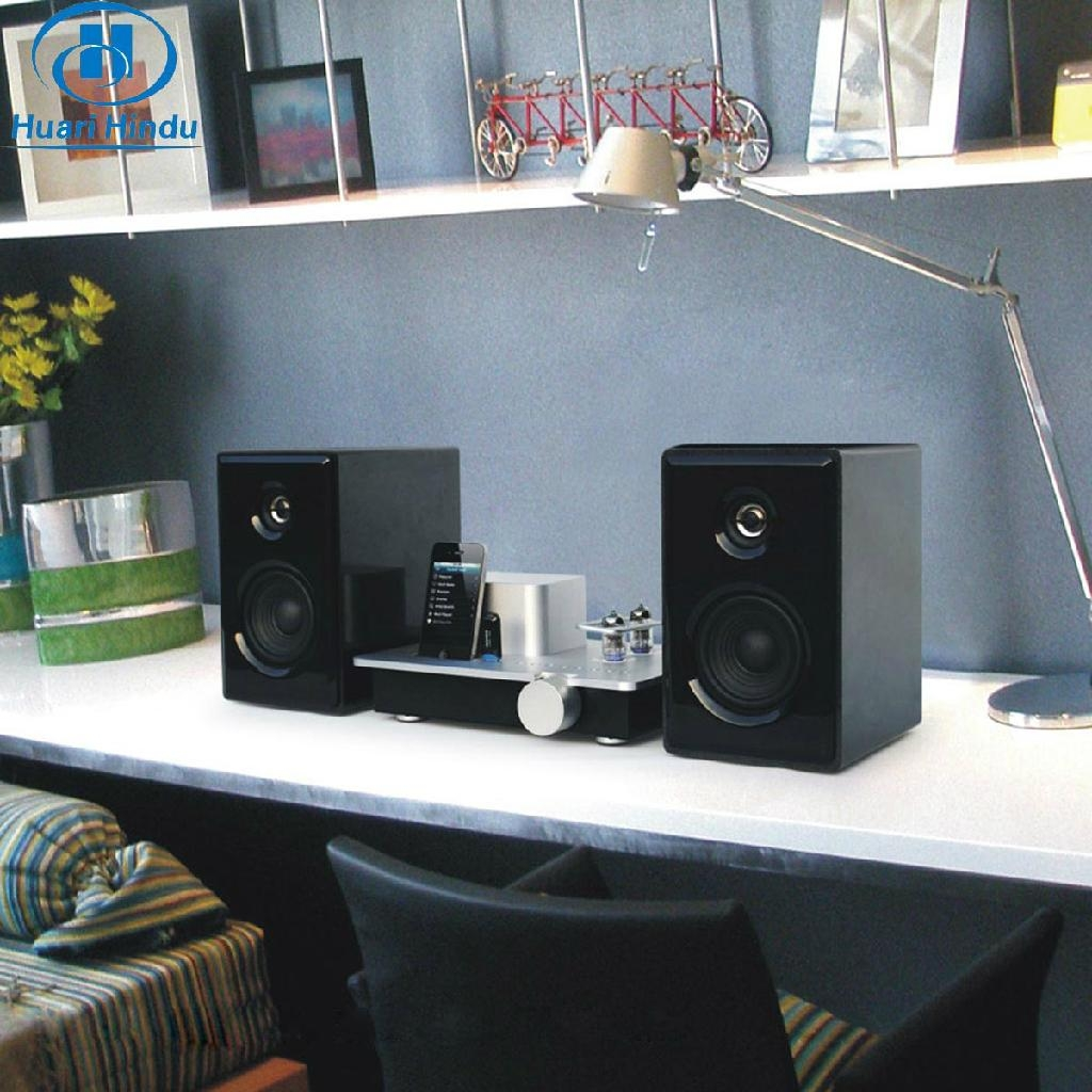 Bluetooth Tube amplifier for Ipad/Iphone 4S 5