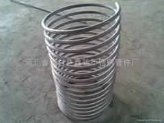 不锈钢热煨弯管盘管