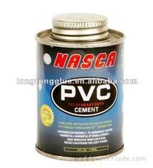 PVC/UPVC SOLMENT ADHESIVE IN TIN