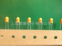 DIP Tantalum capacitor 6.3V