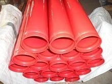 吉林內外塗塑消防專用鋼管 4