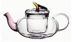 Heat-resistant Glass Teapots/Coffee Pots