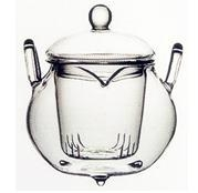 Heat-resistant Borosilicate Glass Teapots/Coffee Pots 1