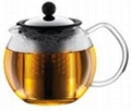 Heat-resistant Borosilicate Glass Teapots/Coffee Pots 5