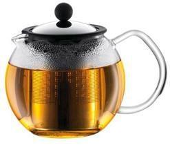 Hand-blown Heat-resistant Borosilicate Glass Teapots/Coffee Pots 1