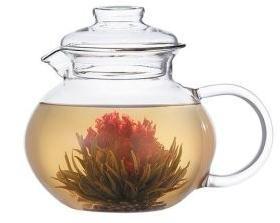 Hand-blown Heat-resistant Borosilicate Glass Teapots/Coffee Pots 2