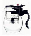 Hand-blown Heat-resistant Borosilicate Glass Teapots/Coffee Pots 5