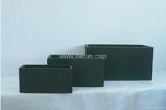 2013 Europe Garden Pot, Fiber Clay Plant Container, Clay Fibre Planters (YF-2012