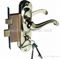 door handle lock 1