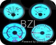 EL冷光源 汽車儀表盤背光源