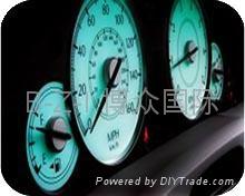 EL冷光源 摩托車汽車儀表盤背光源 1
