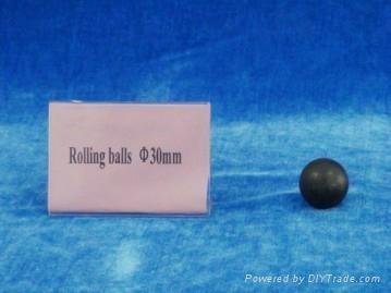 锻造合金耐磨钢球 1