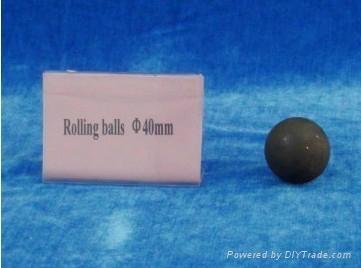锻造合金耐磨钢球 2