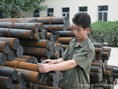 alloyed steel rod
