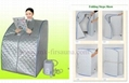 Portable steam sauna room for health and beauty care