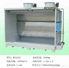 MF9230A水帘櫃