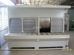 MFT4000打磨吸尘台(水帘单面)