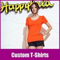 Custom T Shirt Wholesale China