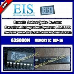 63S080N - MMI IC components  IC Memory IC PROM 32x8 DIP-16