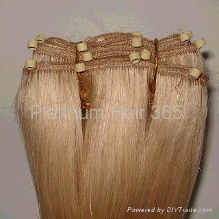 pre-bonded hair extension.wig.hair clips 2