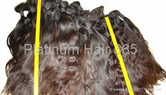 virgin nature human hair