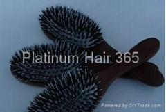 Loop brush,bristle brush,hair extension comb