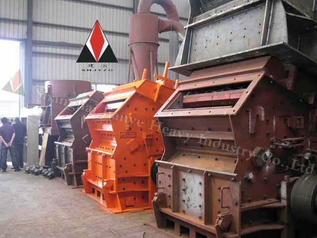 Impact  crusher machine  2