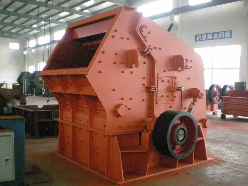 Impact  crusher machine  4