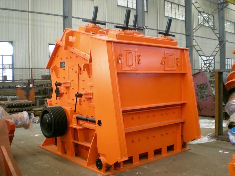 Impact  crusher machine  5