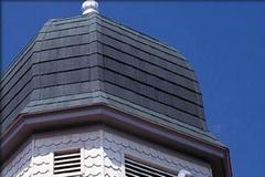 Stone coated metal roof tile- Wood tile