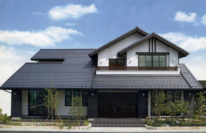 Stone coated metal roof tile new design ct7 nuoran for New roof design