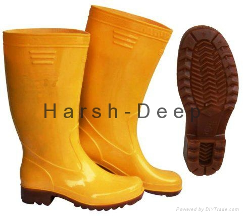 Industrial Safety Gumboots 1