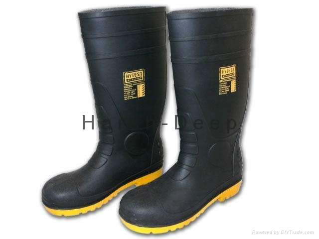 Industrial Safety Gumboots 3