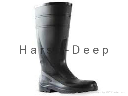 Industrial Safety Gumboots 5