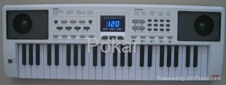 49-key Electronic keyboard 1