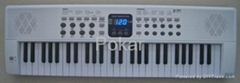 54-key Electronic keyboard