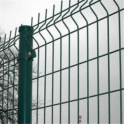 high security and pratical pvc coated wire mesh fence design(factory ...