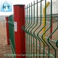 pvc coated welded mesh fence netting