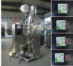 flat slimming tea bag packing machine DXDCH-10F