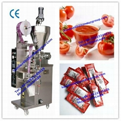 Tomato ketchup or tomato paste packing machine DXDJ-40II