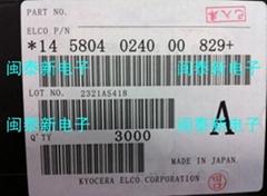 京瓷连接器04024