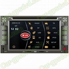KIA Ceed 06- 09 DVD GPS Navigation player with Bluetooth