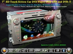 Car DVD GPS Navigation player for Ford Focus 2007- 2011 car