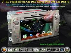 Car DVD GPS Navigation player for Ford Focus 2007- 2011 car