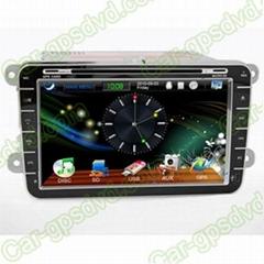 2007- 2011 VW Tiguan DVD GPS Navigation player,3G,BT