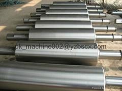 Tungsten Carbide /Hard chrome corrugated roll roller
