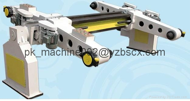 [ZB-ZJD-2000]Electricity Shaftless Mill Roll Stand 1