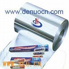 Household Aluminium Foil in Jumbo Roll for food packaging