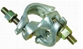 Zing plating - White or Yellow Pasivation Pressed Scaffolding Swivel Couplers